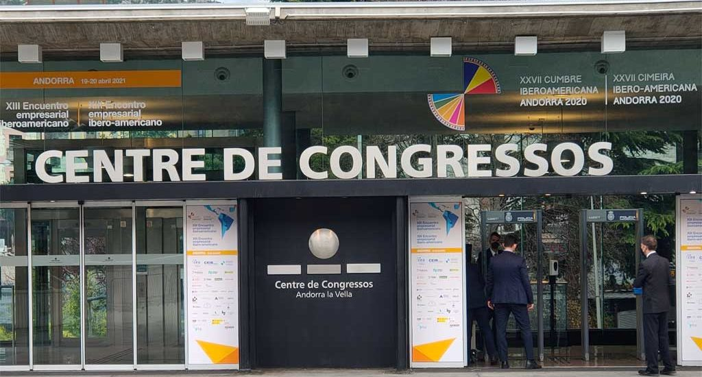 Trobada empresarial iberoamericana